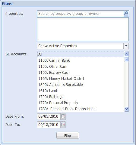 i love appfolio s property management general ledger report
