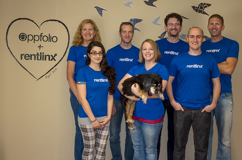RentLinx Team on Close Day