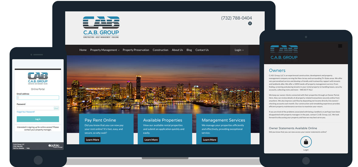 How to Stand Out with Your Property Management Website