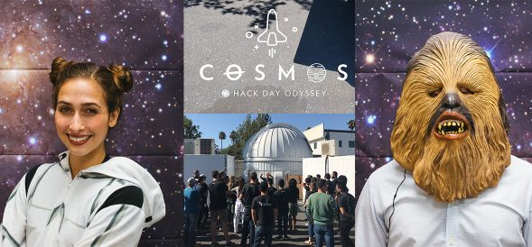 Hack day 2017 cosmos