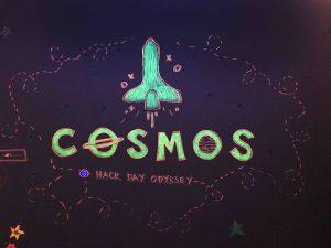 Hack day cosmos