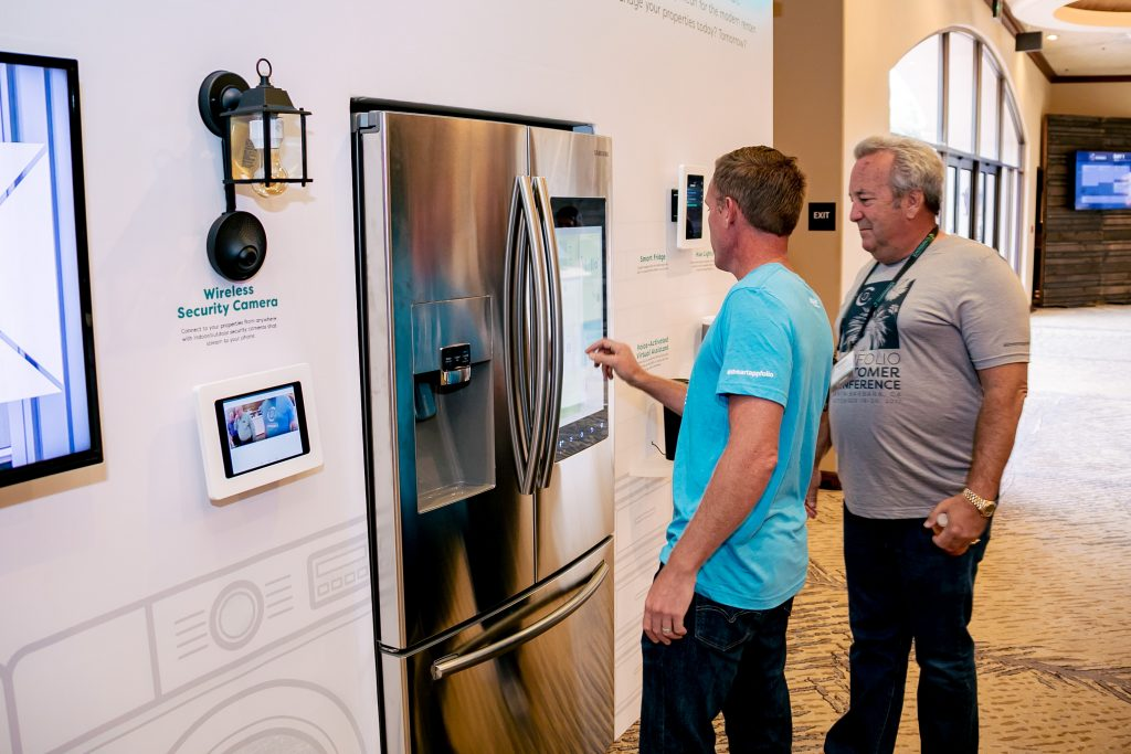 Home smart home exhibit