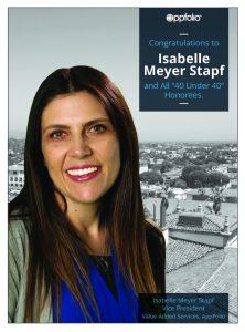 IsabelleMeyerStapf_40under40