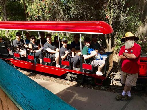 AppFolio's Crew at the Zoo