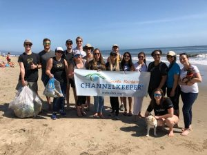 AppFolians clean up Butterfly Beach
