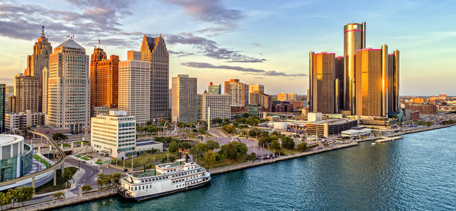 Detroit - rental trends